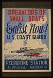 Operators of small boats enlist now! US Coast Guard