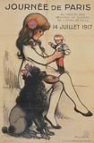 Journée de Paris… 14 Juillet 1917
