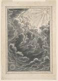 Study for The Creation of Light, Physica Sacra