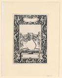 Plate, from Emblemata nobilitati et vulgo scitu digna