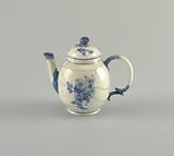 Teapot with Flowers (Théière)