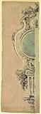 Design for a Cartel Clock