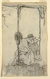 Two Girls in a Swing
