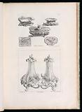 Sallieres et Tabatières (Salt Dishes and Snuff Boxes), in Oeuvres de Juste-Aurèle Meissonnier