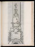 Epitaphe de marbre et bronze de Mr le Baron de Bezenval, in Oeuvres de Juste-Aurèle Meissonnier (Works by Juste-Aurèle Meissonnier)