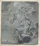 Apotheosis of a Female Saint