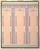 Design for Painted Decoration of a Wall