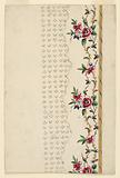 Design for an Embroidery