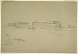 Sketches, Paestum, Southern Italy