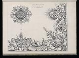 Quarter of a Ceiling, Livre de Plafonds (Book of Ceilings)
