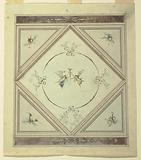Ceiling of a Bedroom