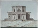 Elevation of a Country Villa