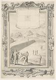 Study for the First Plan of Solomon's Temple, Physica Sacra