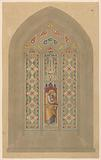 Design for Stained Glass Window