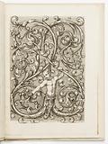 From Diverses pièces de serruriers (Various Designs for Locksmiths)