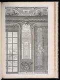 Vue des trumeaux du même Cabinet. Vue des trumeaux du même Cabinet, 3rd Plate.