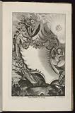Cartouche with Cornucopia and Sun, Livre de Cartouches Irréguliers (Book of Irregular Cartouches)