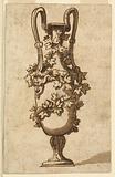 Design for a Decorative Vase