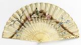 Pleated fan