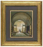 Bathroom and Boudoir Interior