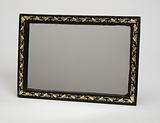 Mirror from travelling dressing case