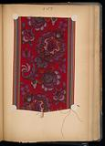 Sample book of ribbons