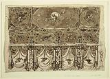 Wall and Ceiling Decorations in the Pompeiian Style