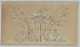 Project for the Decoration of an Oblong Panel