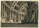 Stage Design, Palace Interior