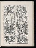 Two Upright Panels, Livre de Paneaux irréguliers (Book of Irregular Panels)
