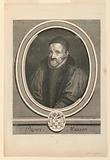 Portrait of Papire Masson