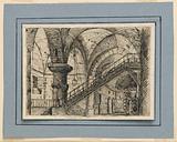 Stage Design, Prison Interior
