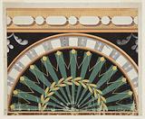 Design for a Wallpaper Frieze