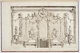 Design for Interior Decoration of Chimneypiece