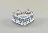 Inkwell stand and lid