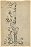 Design for the decoration of a panel