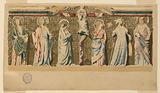 "Study of ""Altarpiece of Saint-Germer-de-fly,"" Paris, France"