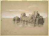 Rocks at the Coast, Grand Manan Island, Canada