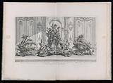 Projet de Sculpture en Argent d'un Grand Surtout de Table et les Deux Terrines…Executée pour Millord Kinston (sic) en 1735 in Œuvre de Juste-Aurèle Meissonnier