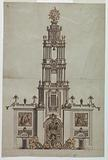 Bell tower, probably for Ferdinand IV of Naples