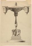 Design for an Oil Lamp