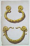 Designs for Two Drawer Handles