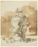 Design for a Public Monument to be Erected on a Paris Square