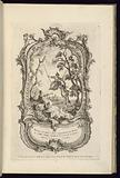 Design for a Cartouche with Large and Small Compartments