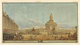 Festival given by the City of Paris on the occasion of the marriage of the Dauphin, later Louis XVI, and Marie Antoinette