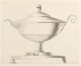 Design for a Tureen with Alternate Suggestions
