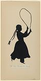 Portrait of Mary Chambers Jumping Rope