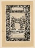 Page from Emblemata nobilitate et vulgo scitu digna (Noble Ornament)