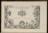 Two Quarters of a Ceiling, Nouveau Livre de Plafonds (New Book of Ceilings)