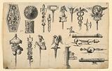 Designs for Roman Arms and Other Classical Motifs